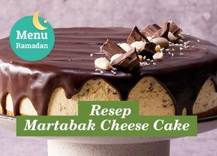 Resep Martabak Cheese Cake: Sajian Hari Raya yang Anti-Mainstream