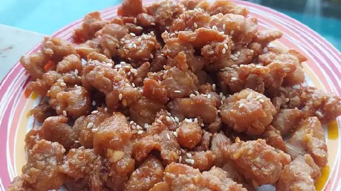 Resep Korean Spicy Chicken Garlic.png