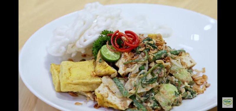 Resep Lotek Indonesia