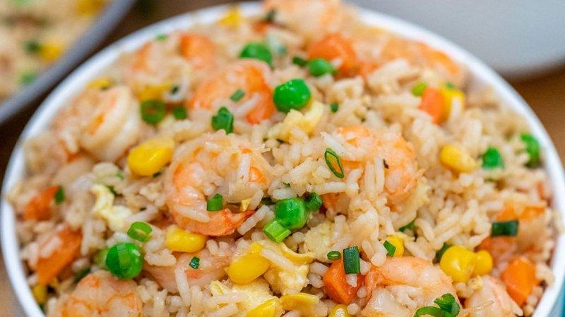 Resep Nasi Goreng Seafood Ala Restoran