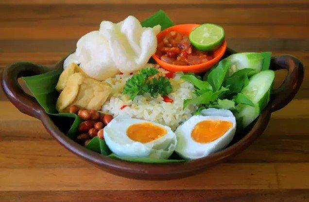Resep Nasi Liwet Sunda