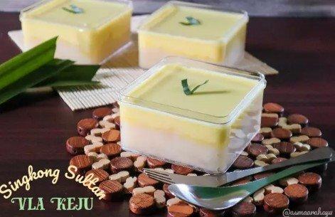Resep Singkong Keju Dessert Kekinian