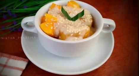 Resep Singkong Thailand Mangga