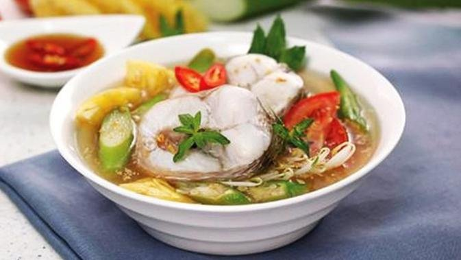 Resep Sop Ikan Patin Kuah Bening