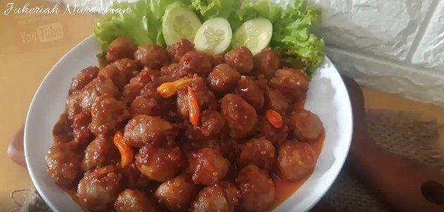 Resep Bakso Mercon Simple