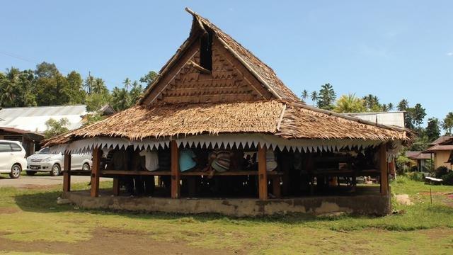 Rumah Sasadu Maluku