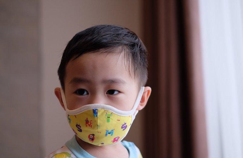 Aturan Anak Harus Pakai Masker