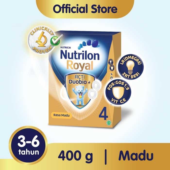 Makanan untuk Meningkatkan Sistem Imun Anak_Danone Nutrilon Royal 4