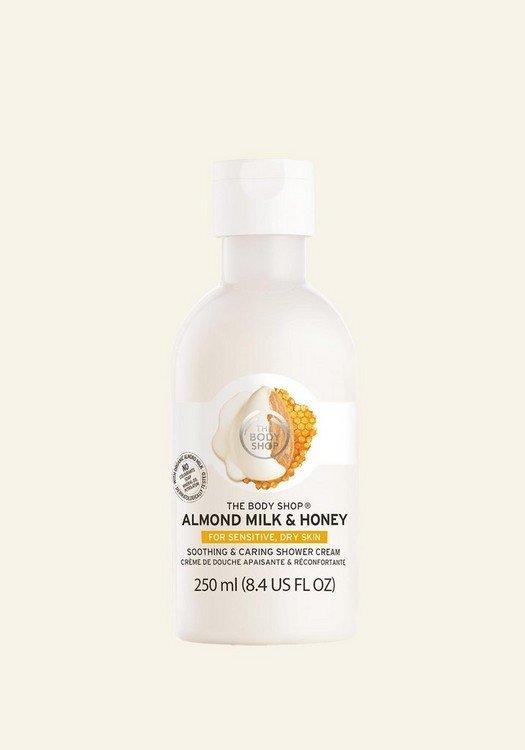 The Body Shop Almond Milk & Honey Shower Cream.jpg