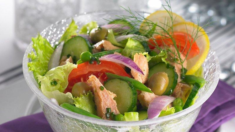 Salad Mentimun