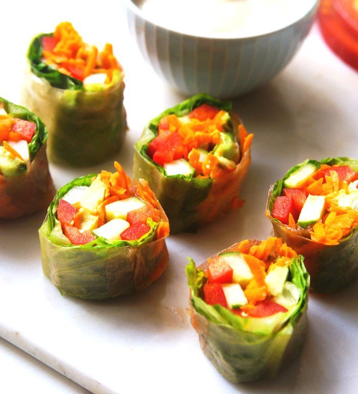 Salad untuk Appetizer