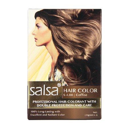 Salsa Hair Color