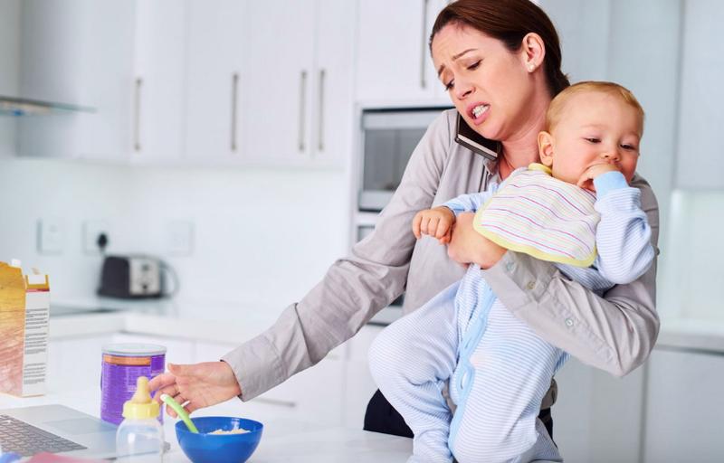 Begini Cara Tangani Krisis Identitas sebagai Ibu Baru Alt 2