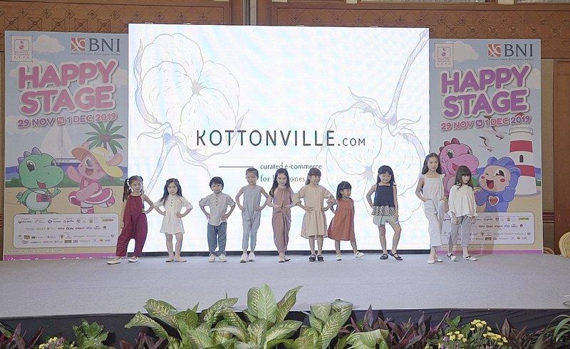 Fashion Show Kottonville, IMBEX 2019