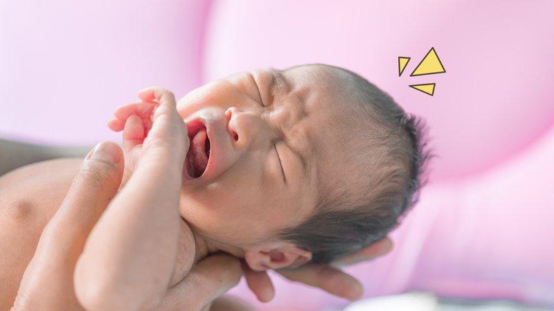 Makna di Balik Rewel pada Bayi