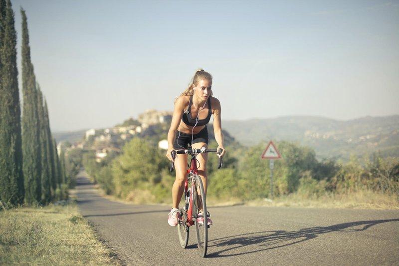 Sepeda untuk Kesenangan