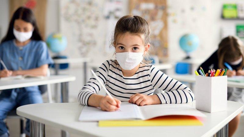 tempat tersembunyi di sekolah yang bisa menularkan virus