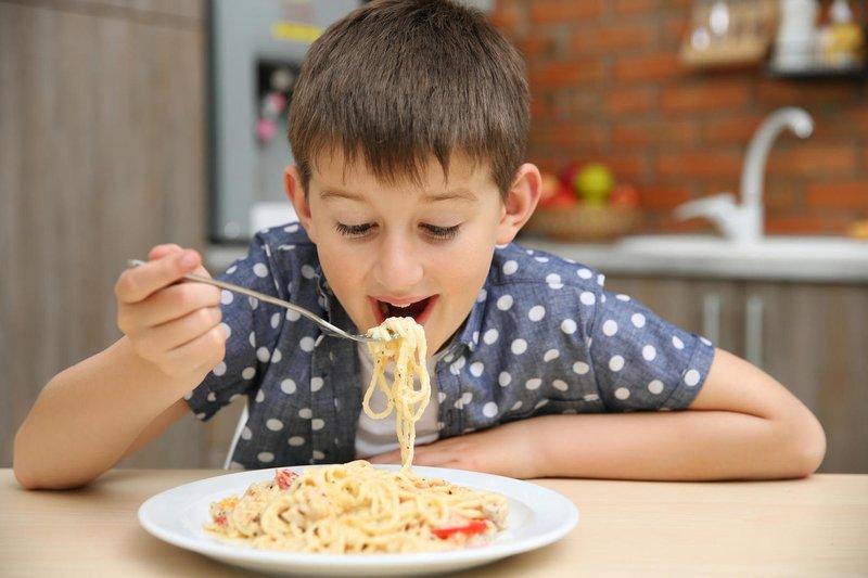 Si Kecil Suka Pasta Boleh Membiarkannya Makan Setiap Hari -3.jpg