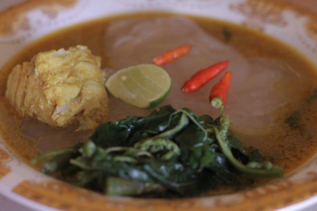 makanan khas sulawesi singonggi
