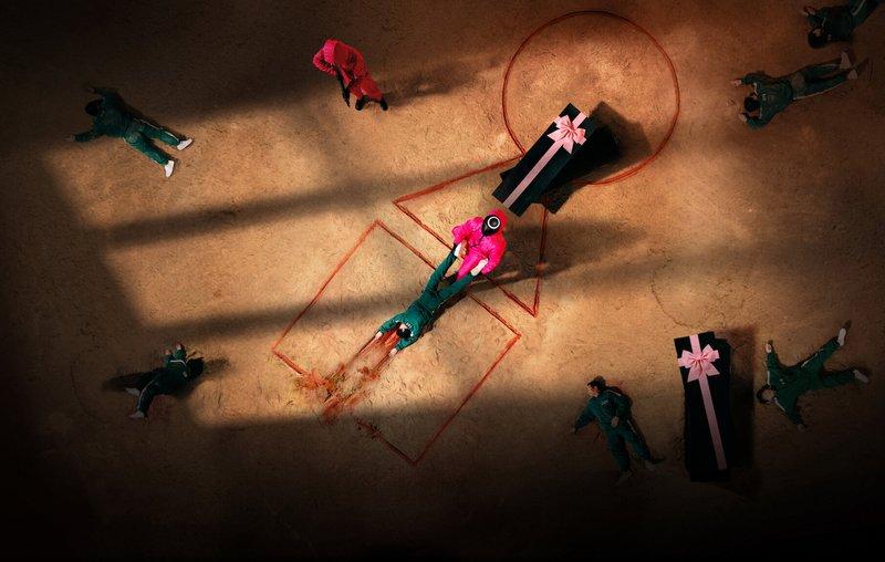 Drama Korea Bulan September - Squid's Game