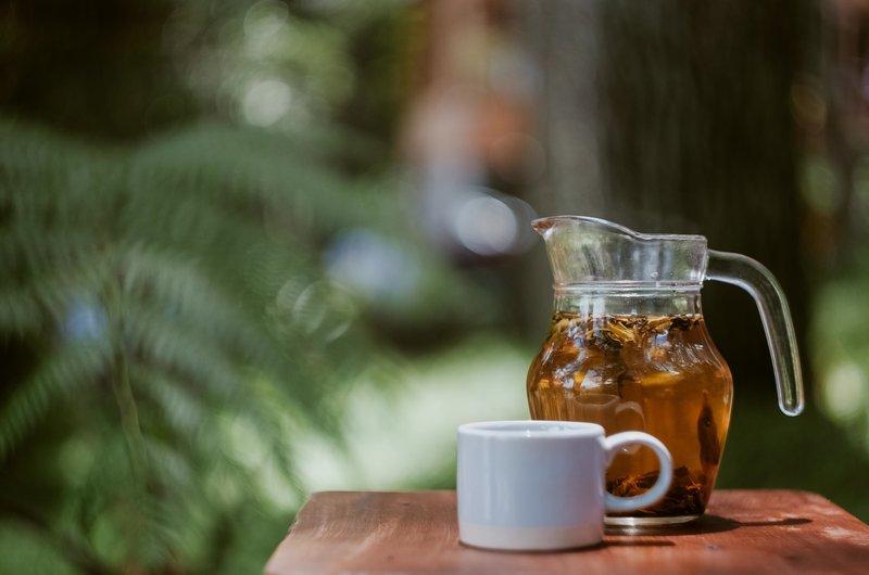 Teh Herbal Untuk Melegakan Sakit Tenggorokan