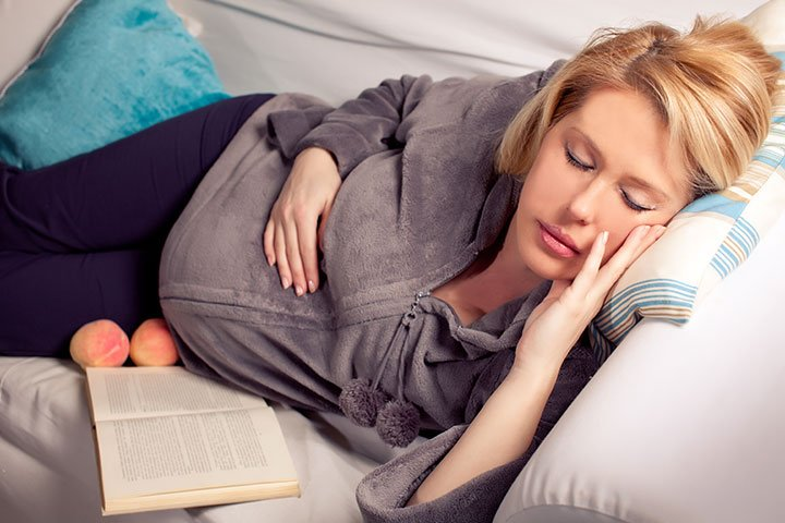 Sulit Tidur di Trisemester Ketiga Normal, Ini Sebabnya - 3.jpg