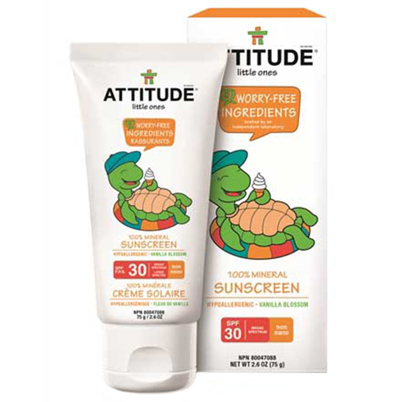 Attitude Sun Care 100% Mineral Sensitive Sunscreen SPF 30.jpg