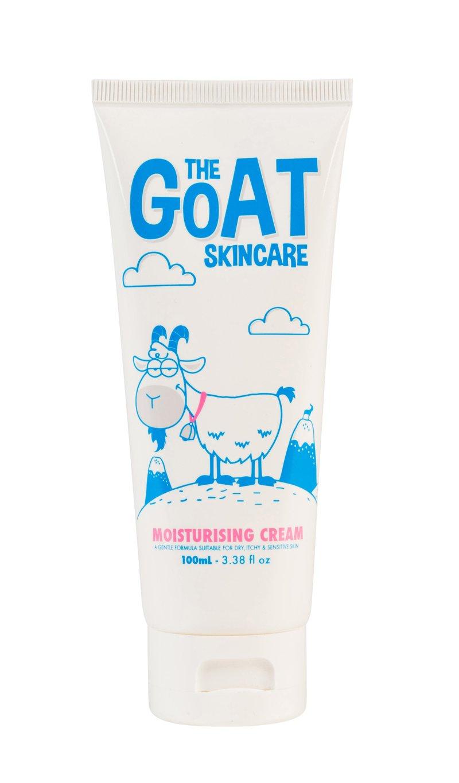 review the goat moisturizing cream