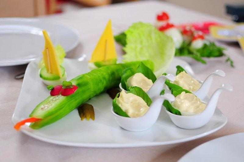 Anak Mau Makan Sayur