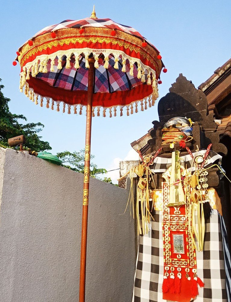 Tedung Payung Khas Bali
