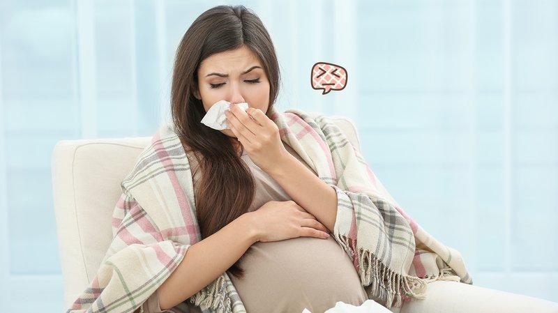 Tengok Aneka Cara Mengobati Alergi pada Ibu Hamil dengan Aman Berikut Ini.jpg