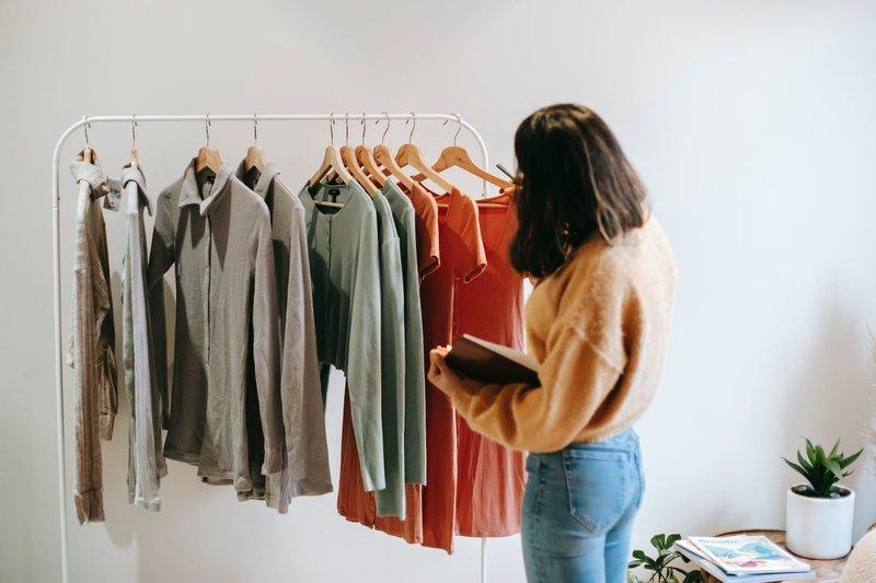 Tentukan Konsep Pakaian