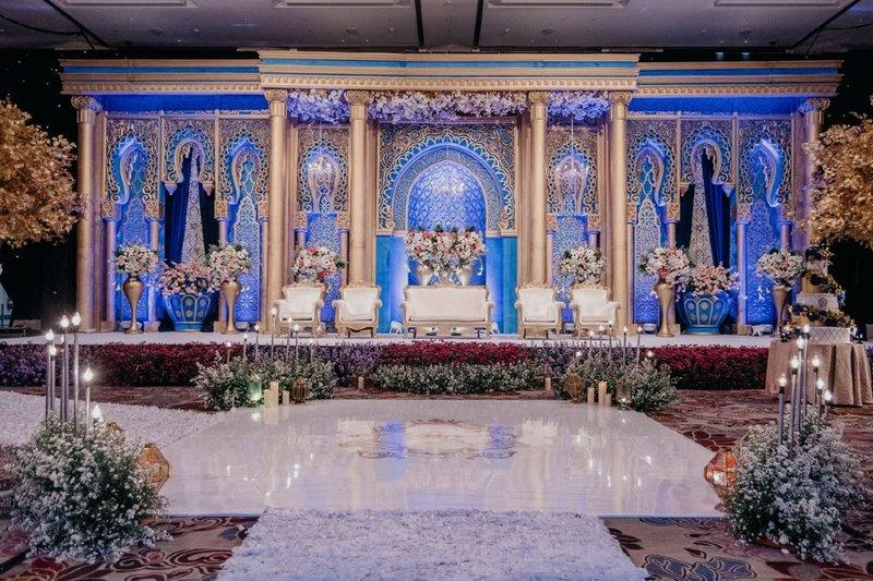 Pernikahan di Gedung