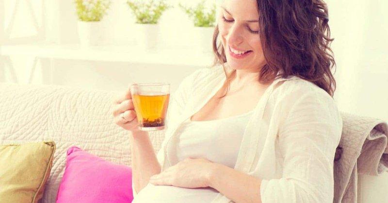 Terlalu Banyak Minum Teh Herbal Saat Hamil, Apa Dampaknya 01.jpg