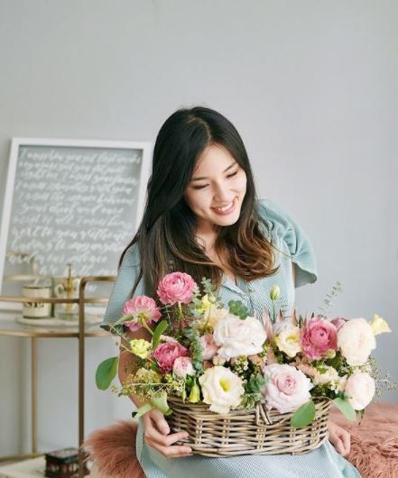 Tiffany Soetanto - Istri Chef Arnold