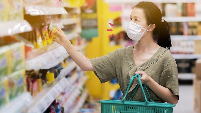 3 Tips Aman Belanja ke Supermarket Selama Pandemi