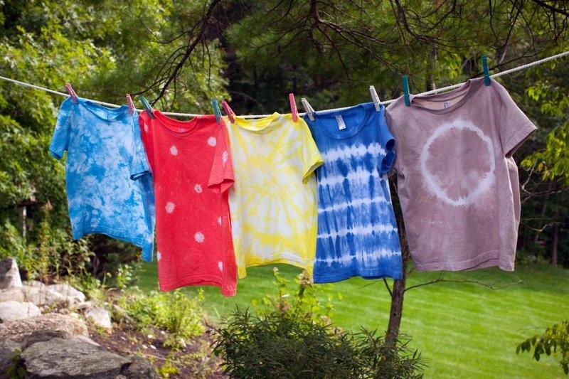 Tips Merawat Baju Tie-Dye Supaya Warnanya Tidak Cepat Pudar