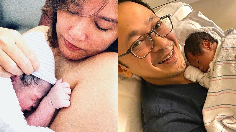 Titi Radjo Padmaja Melahirkan Anak Kedua, Selamat!.jpg