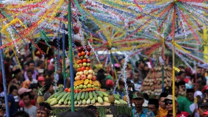 Tradisi Syawalan