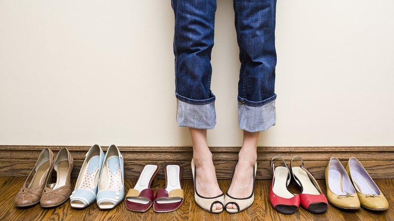 Ukuran Sepatu Kekecilan Longgarkan dengan 3 Cara Ini -3.jpg