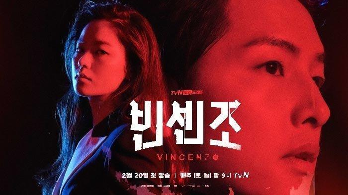 Rekomendasi Drama Korea 2021 - Vincenzo
