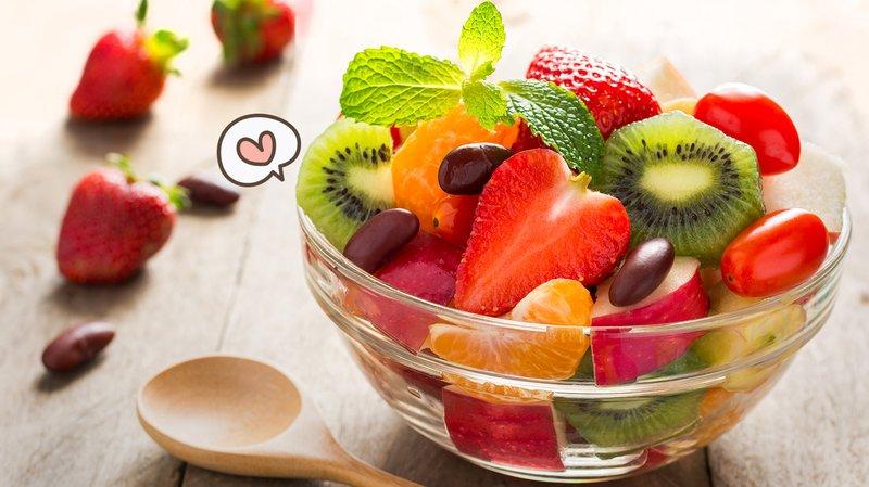 Makanan kaya akan vitamin c