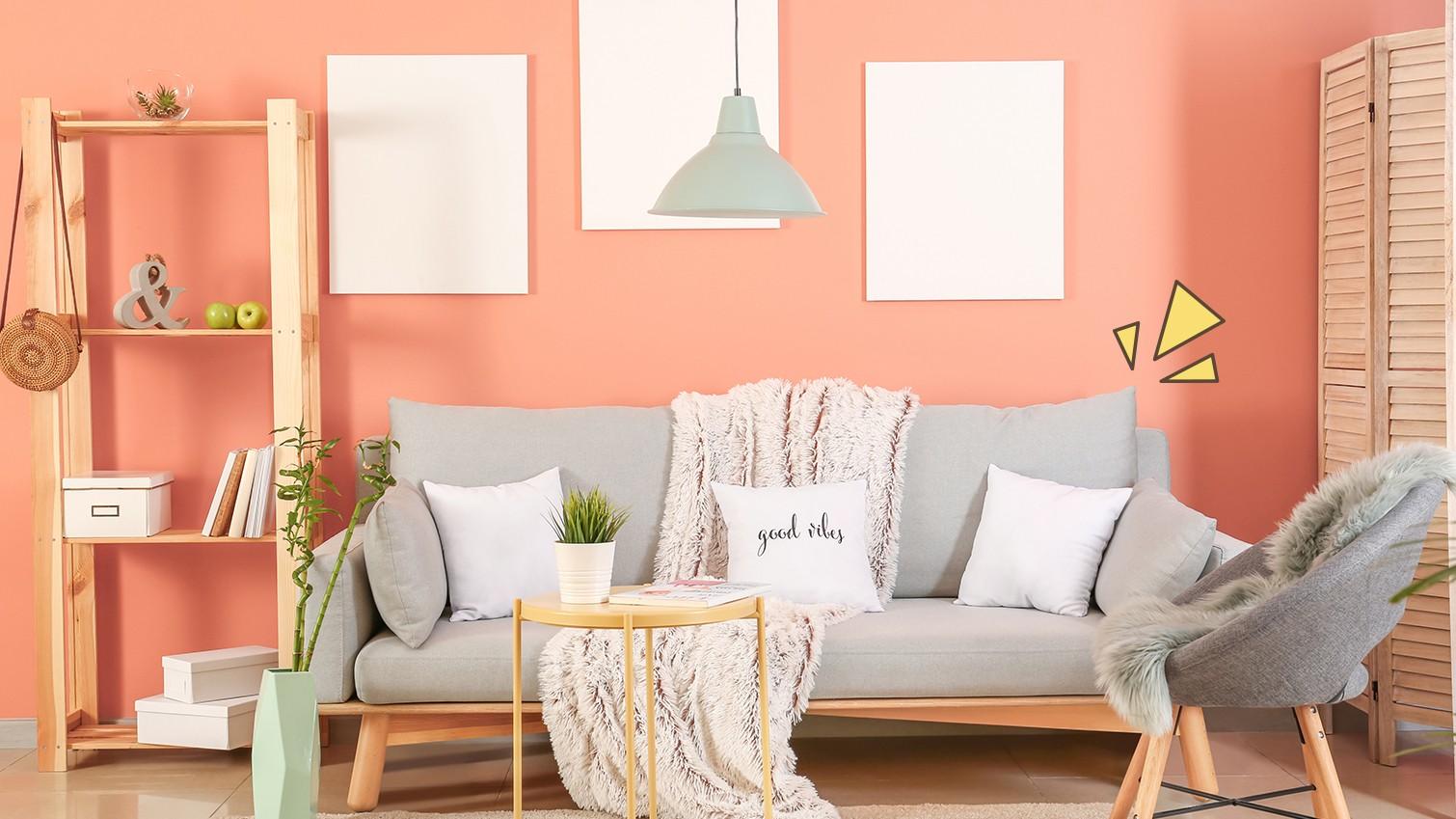 6 Tren Warna Cat Pastel Untuk Mencerahkan Rumah