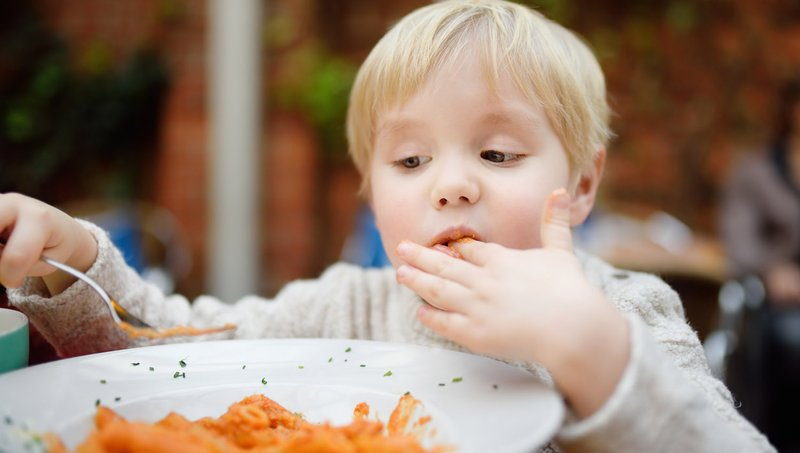 Waspada 4 Bahaya Anak Makan Terlalu Cepat 1.jpg