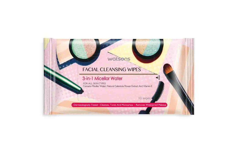 Watson Cleansing Wipes