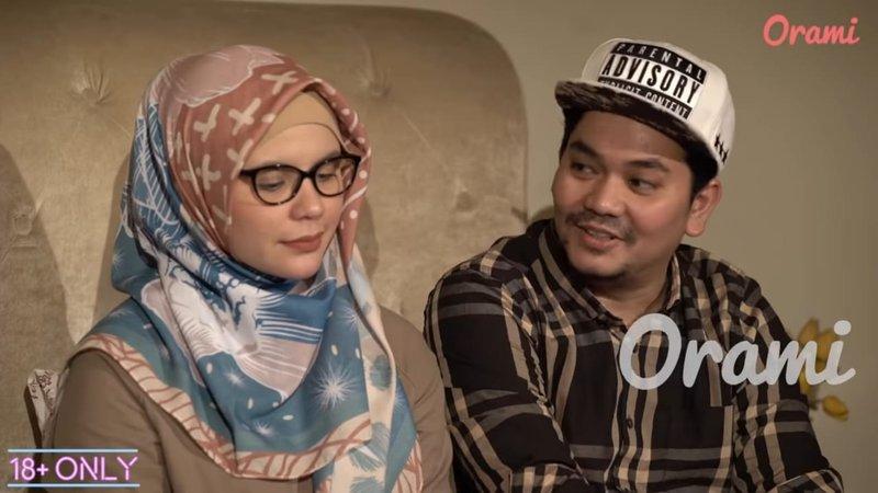 pasangan Indra Bekti dan Aldilla Jelita-1