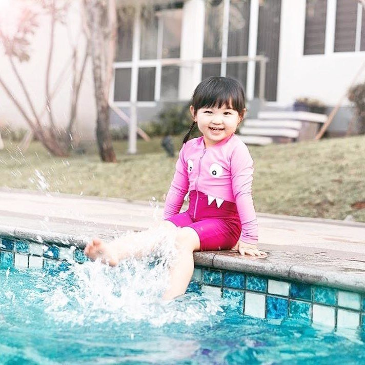 manfaat berenang untuk anak