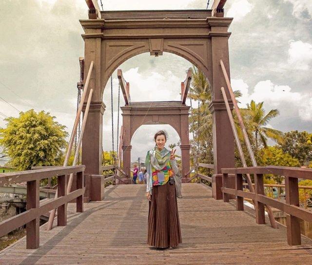 Wisata Jakarta Jembatan Kota Intan
