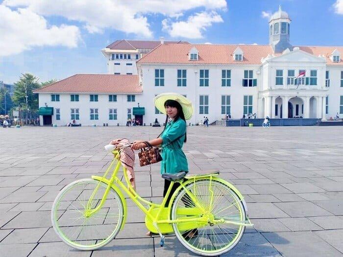 Wisata Jakarta Kota Tua