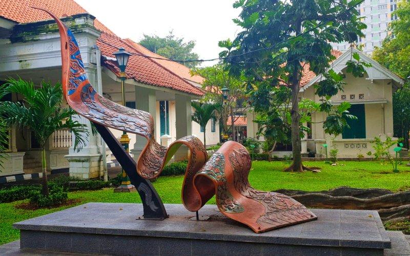 Wisata Jakarta Museum Tekstil